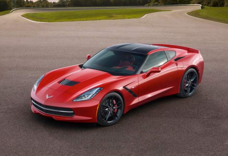Awaiting 2014 Corvette C7 Stingray assembly dates