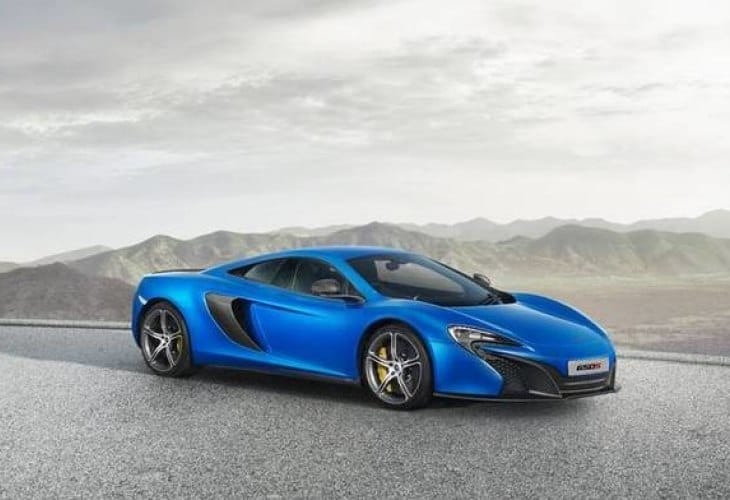 Awaiting McLaren 650S review judgment following video