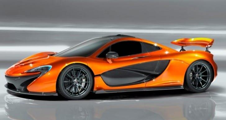 Awaiting McLaren P1 configurator, unlike Ferrari LaFerrari
