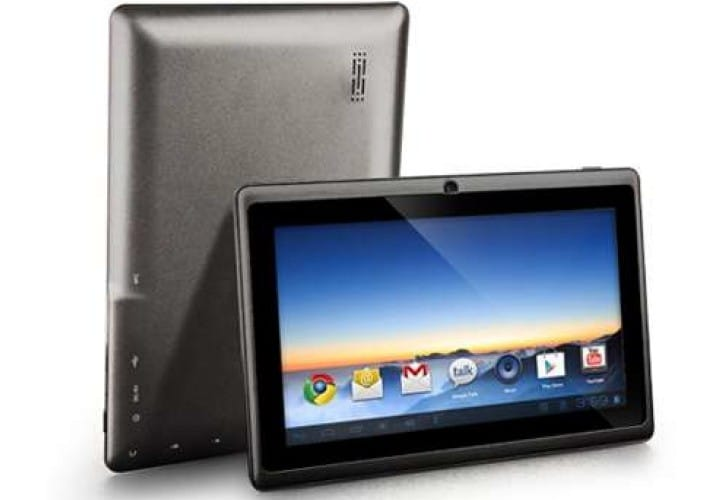 Azend Envizen V7011 7-inch tablet specs and user reviews