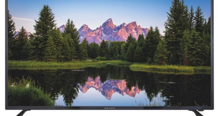 Bauhn 55″ UHD 4K Smart TV review with HDR warning