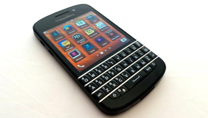 BB-Q10-Handset