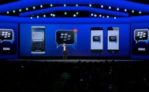 BBM Android, iPhone manual download killed