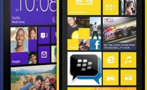 BBM app for Windows Phone