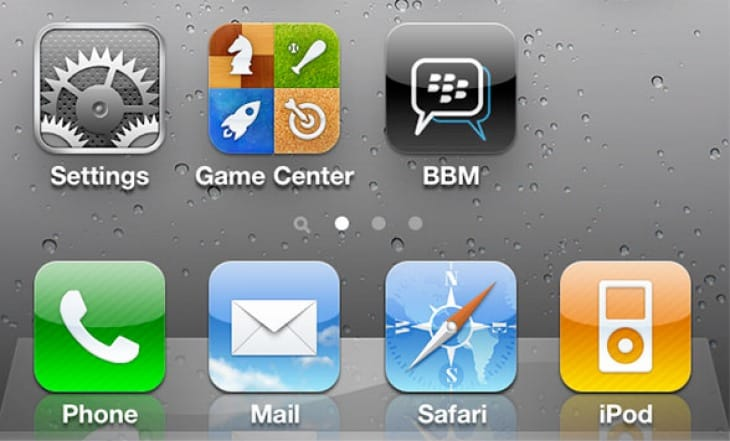 BBM for Android, iPhone release date fears solidified