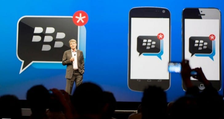 BBM for Android popularity ahead of release date