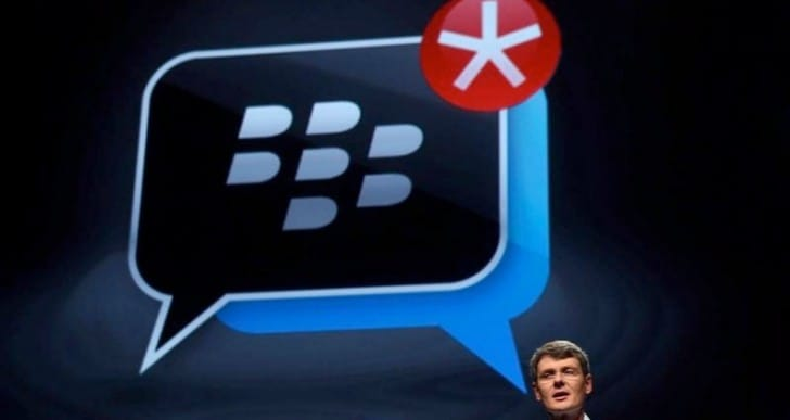BBM for Android release time