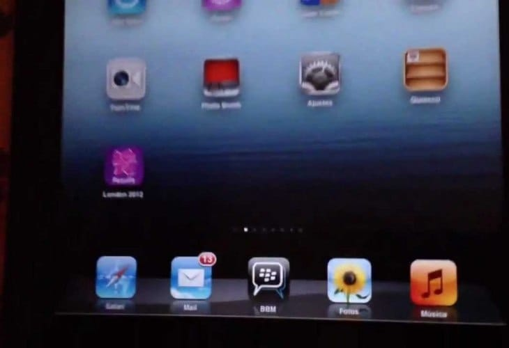 BBM for Wi-Fi iPod touch and iPad today
