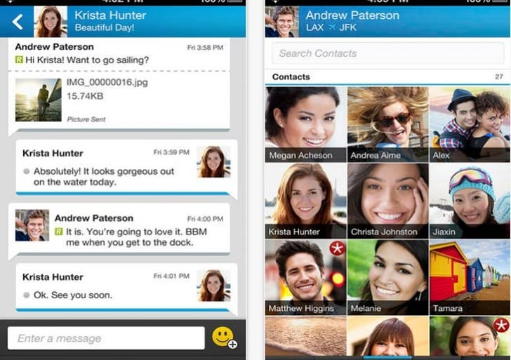 BBM for iPod touch MIA as iPad supported