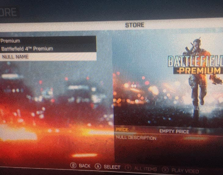BF4 Second Assault DLC map pack problems on Xbox One