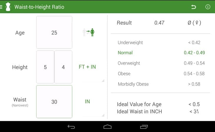 BMI-calculator-app-android