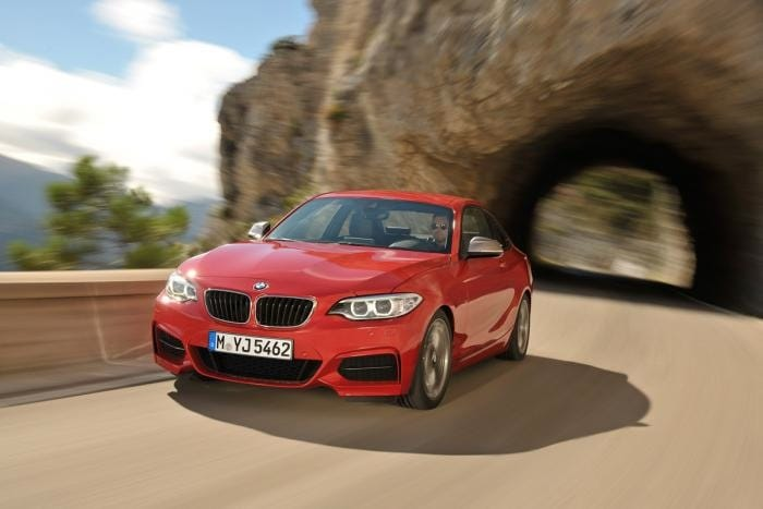 BMW 2 Series Convertible aspiration after Coupe reveal