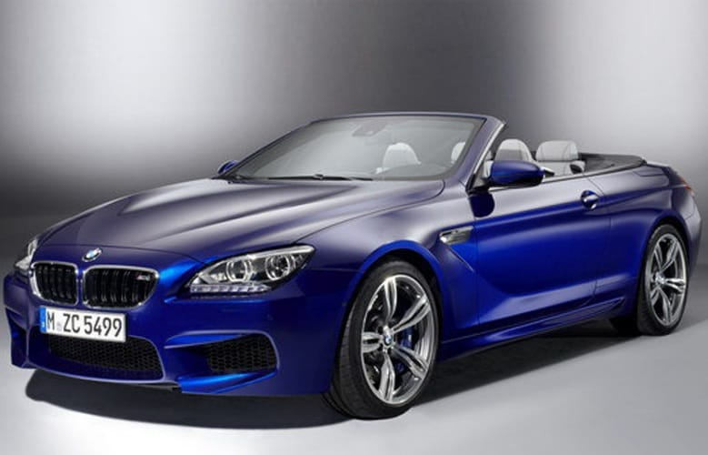 The BMW 2 Series Convertible is looking to be a real beauty