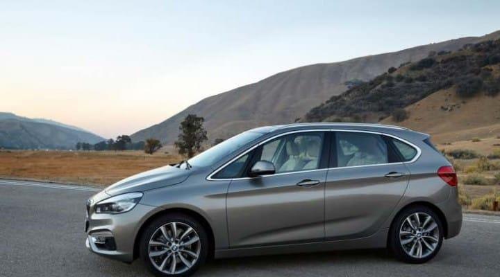 BMW 2 Series FWD Tourer US release not happening