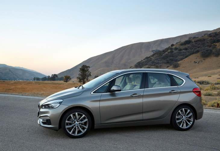 BMW 2 Series FWD Tourer US release not happening