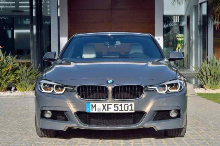 BMW 3 Series facelift chnages