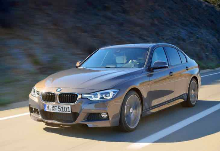 BMW 3 Series facelift optimizes ride and handling