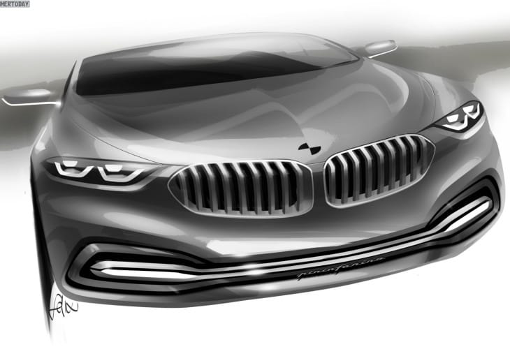 BMW 9 Series concept for Chinese market