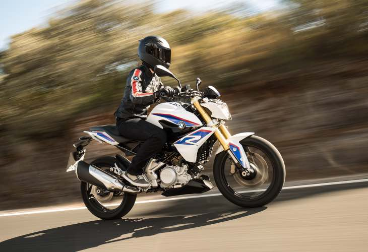 BMW G310R expected price in India