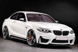 BMW M2 options for personalization