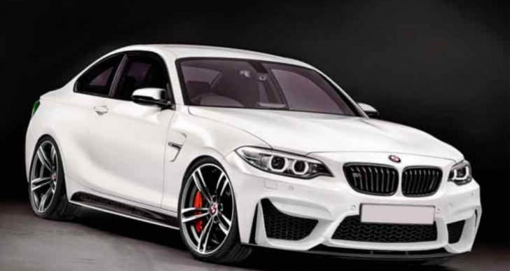 BMW M2 optional extras for personalization