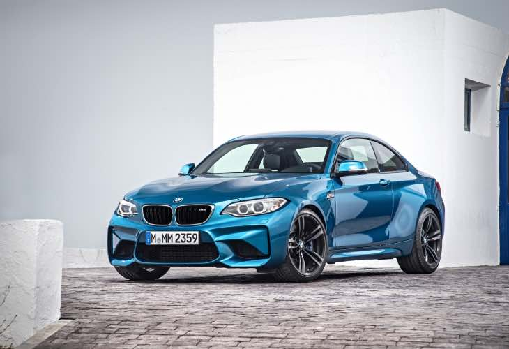 BMW M2 price