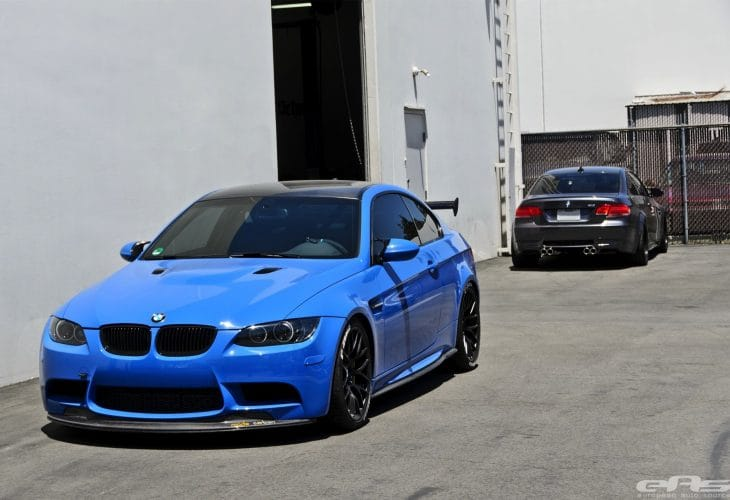 BMW M3 E92 upgrades specs for 2014