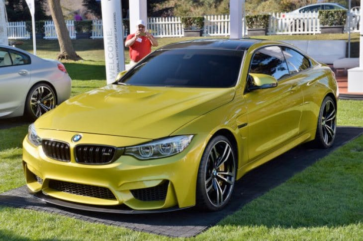 BMW M4 Concept specs likely at LA Auto Show