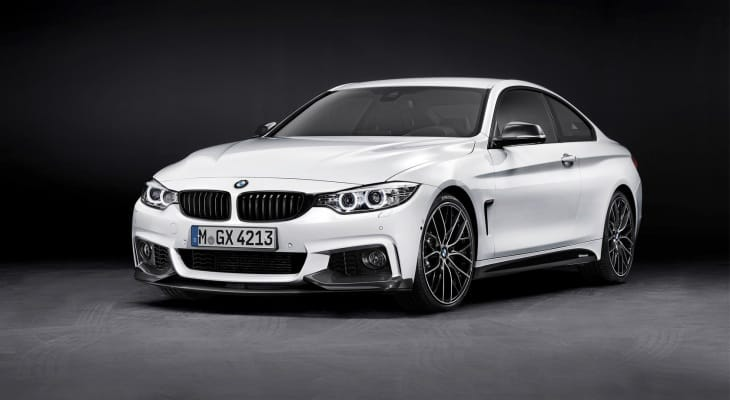 BMW M4 in 2014