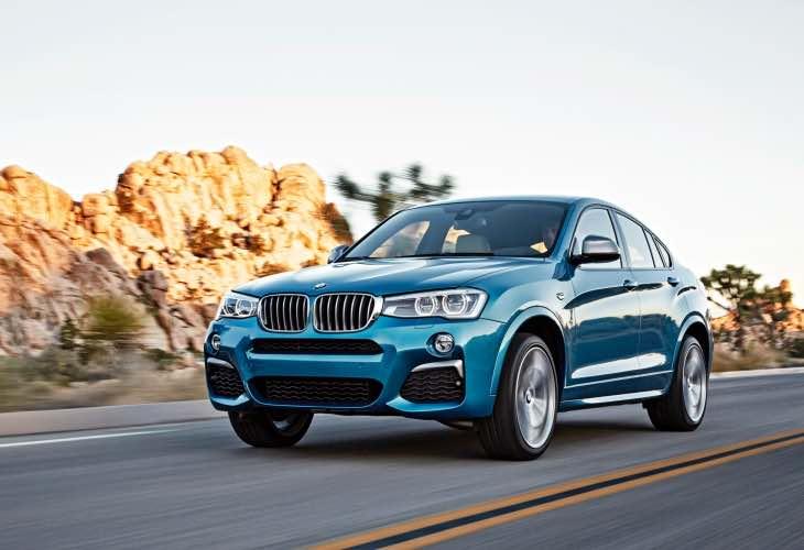 BMW X4 M40i price