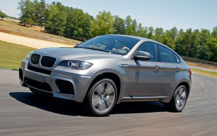 BMW X6 showdown nears