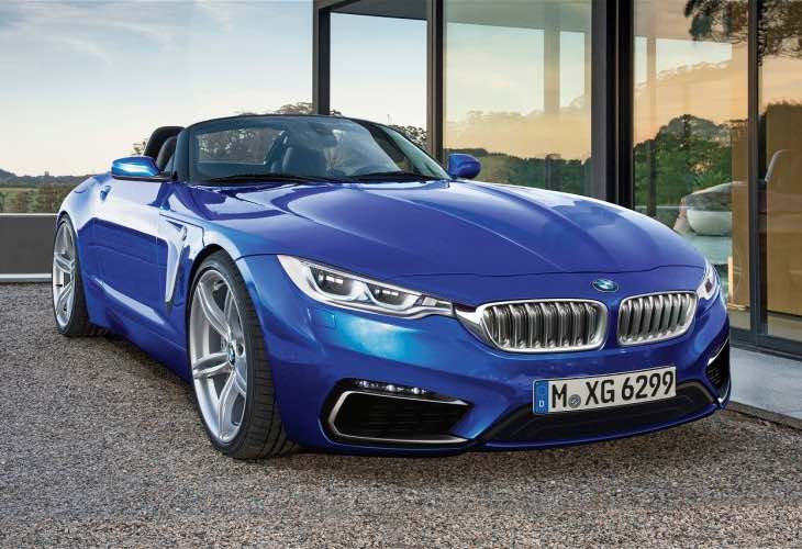 BMW Z4 replacement