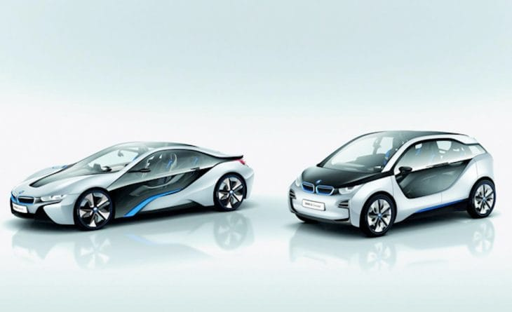 BMW i3 and i8 price concerns ahead of Frankfurt