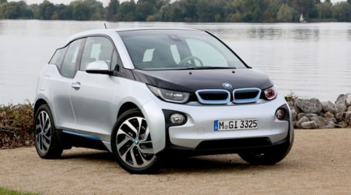 BMW i3 first drive roundup
