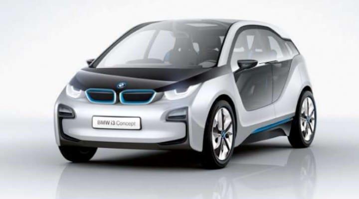 BMW i3 price fail, similar to 3 Series