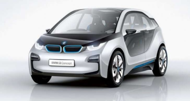 BMW i3 price fail, similar to 3 Series