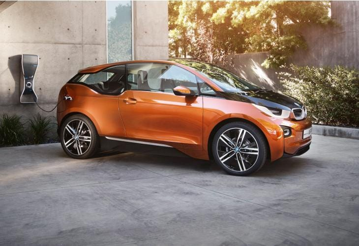 BMW i3 price for UK, US released before of range