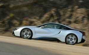 BMW i8 performance update with i8S for 2016