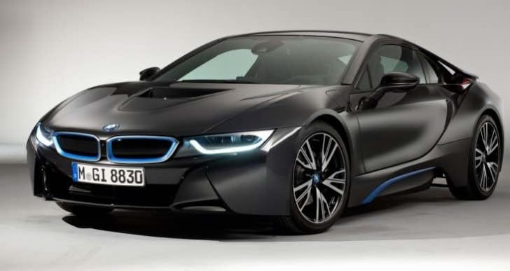 BMW i8 price in India revealed, although i3 more desired