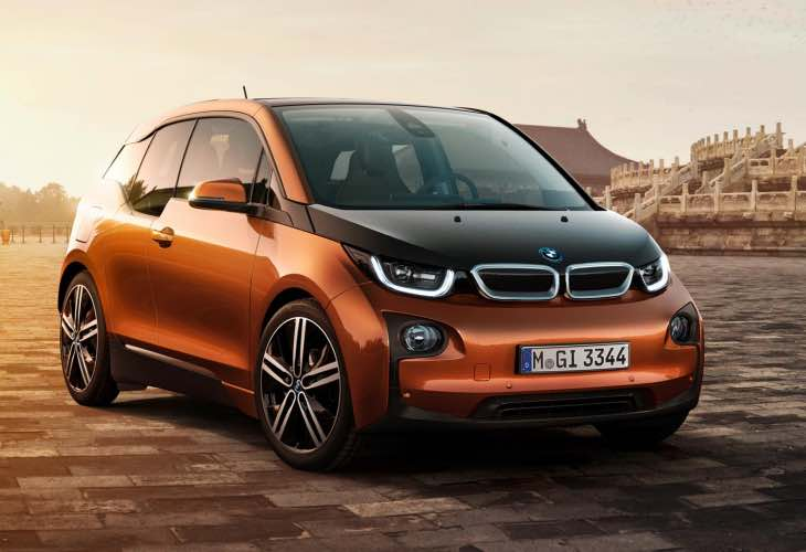 BMW i8 price in India revealed