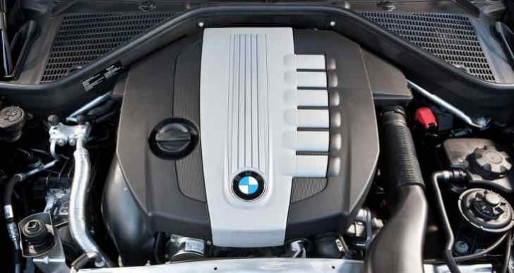 BMW share price hit by VW emissions scandal