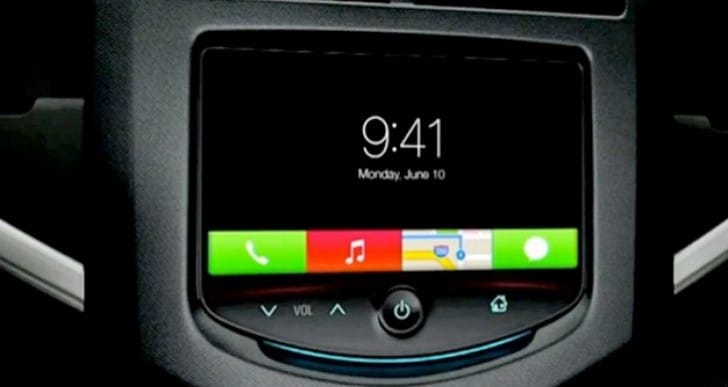 BMW's iOS in the Car integration support not ruled out