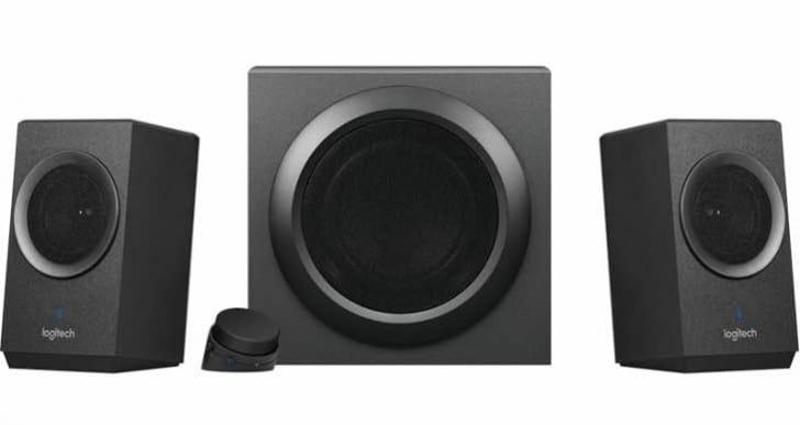 Logitech Z337 Bold Sound UK pre-order for September delivery