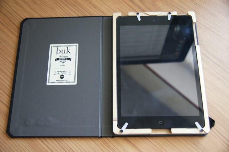 BUKcase Originals review for iPad mini underlines uniqueness 4