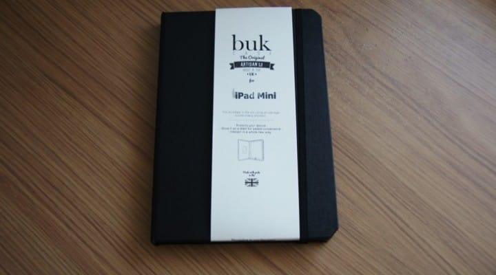 BUKcase Originals review for iPad mini underlines uniqueness