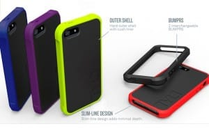 iPhone 5 at CES 2013, bumper case review