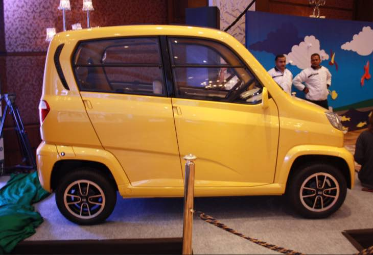 Bajaj RE60 car