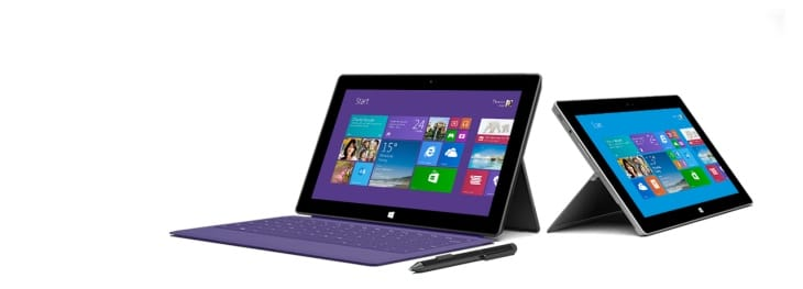 The Surface Pro 2 gets more power and battery life