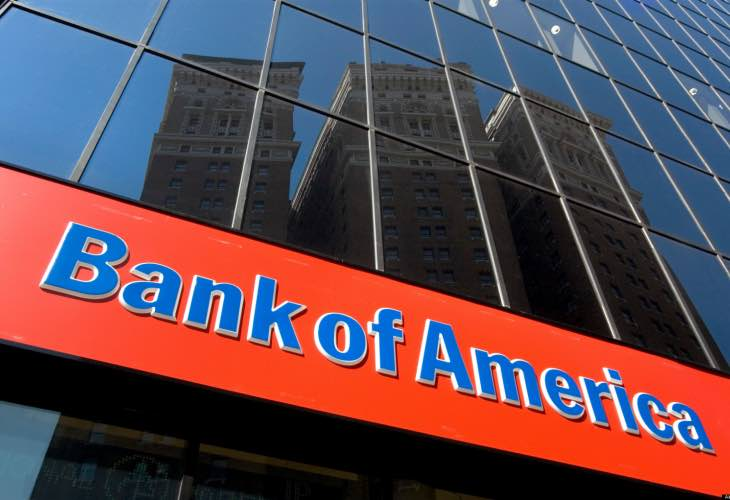 Bank of America login down across US