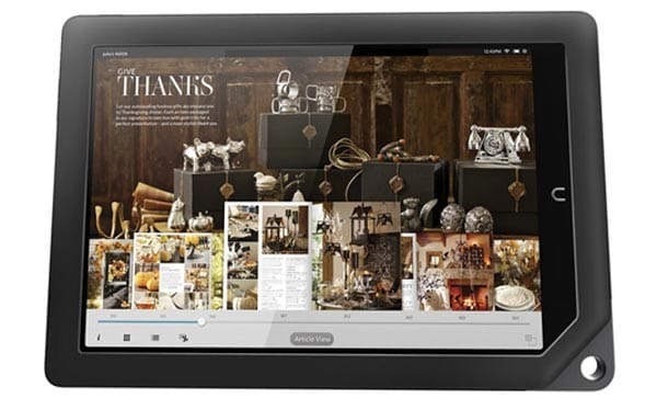 UK gains iPad 4, mini alternative from Barnes & Noble